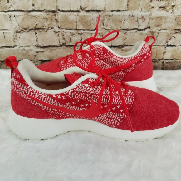 "NEW Nike Roshe One Winter ""Christmas Sweater"" efa25f81e1"